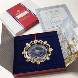 White House Historical Association 2002 Ornament
